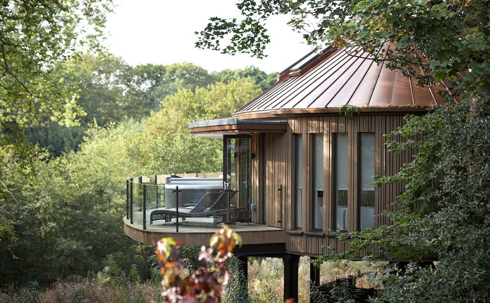 Dog-Friendly Holidays in the UK - Top Trends For 2021 - Chewton Glenn Treehouse