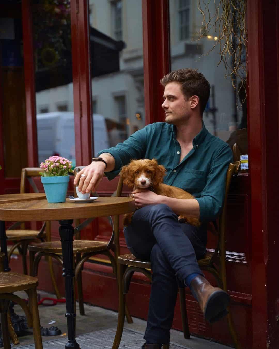 Dog-friendly Italian Restaurants in London - 40 Dean Street