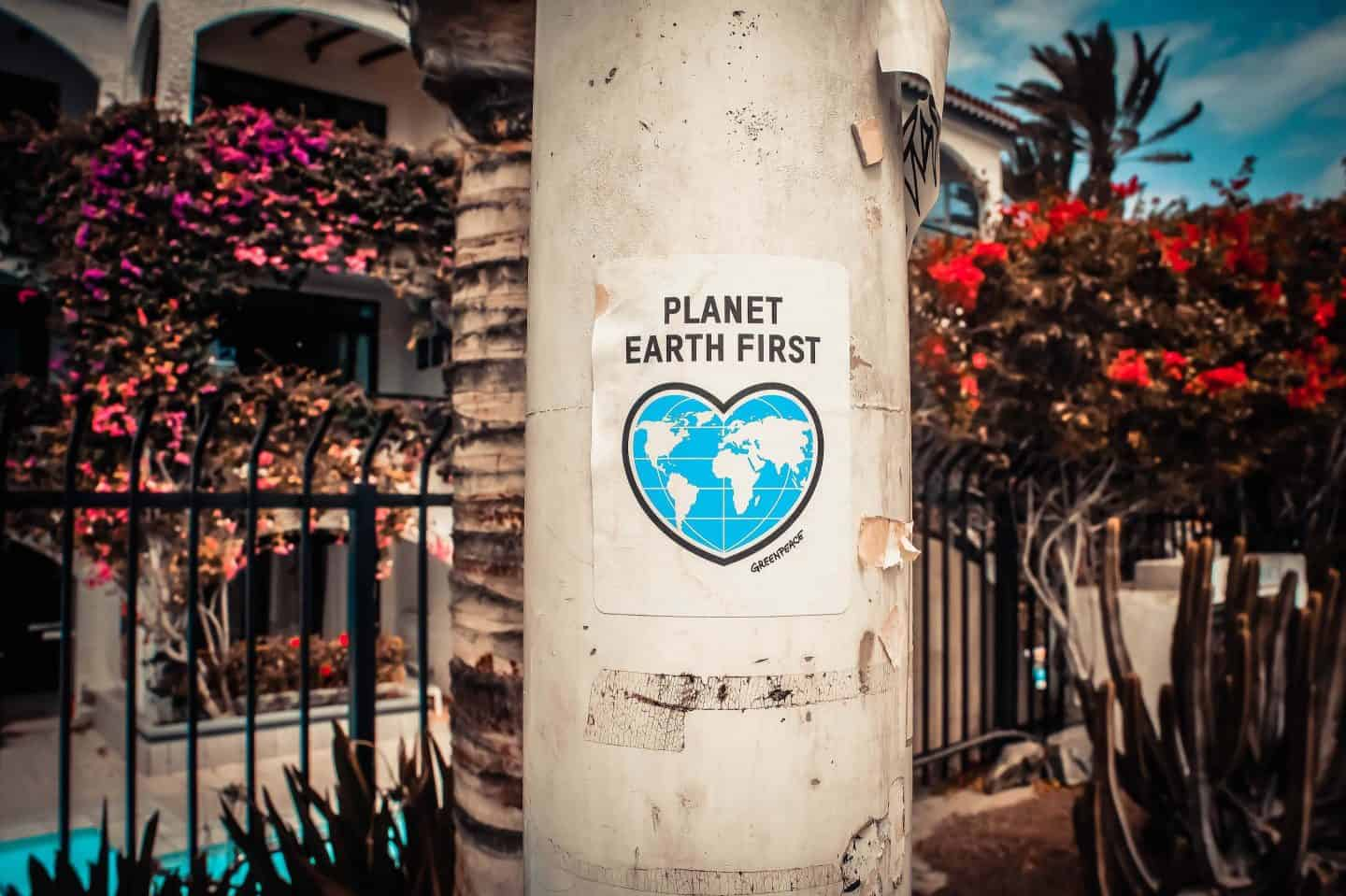 Earth Day - Photo By Photoboards
