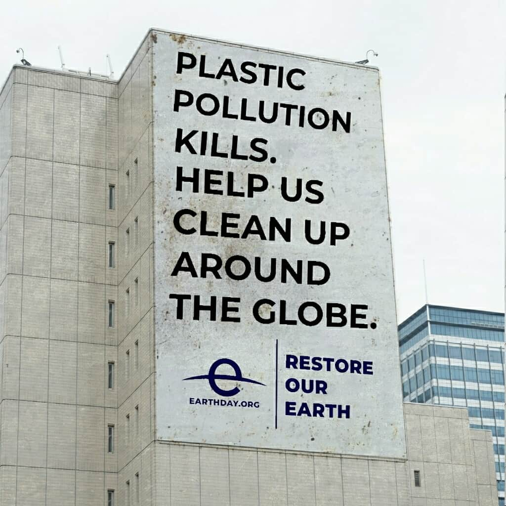 Earth Day - Plastic Pollution