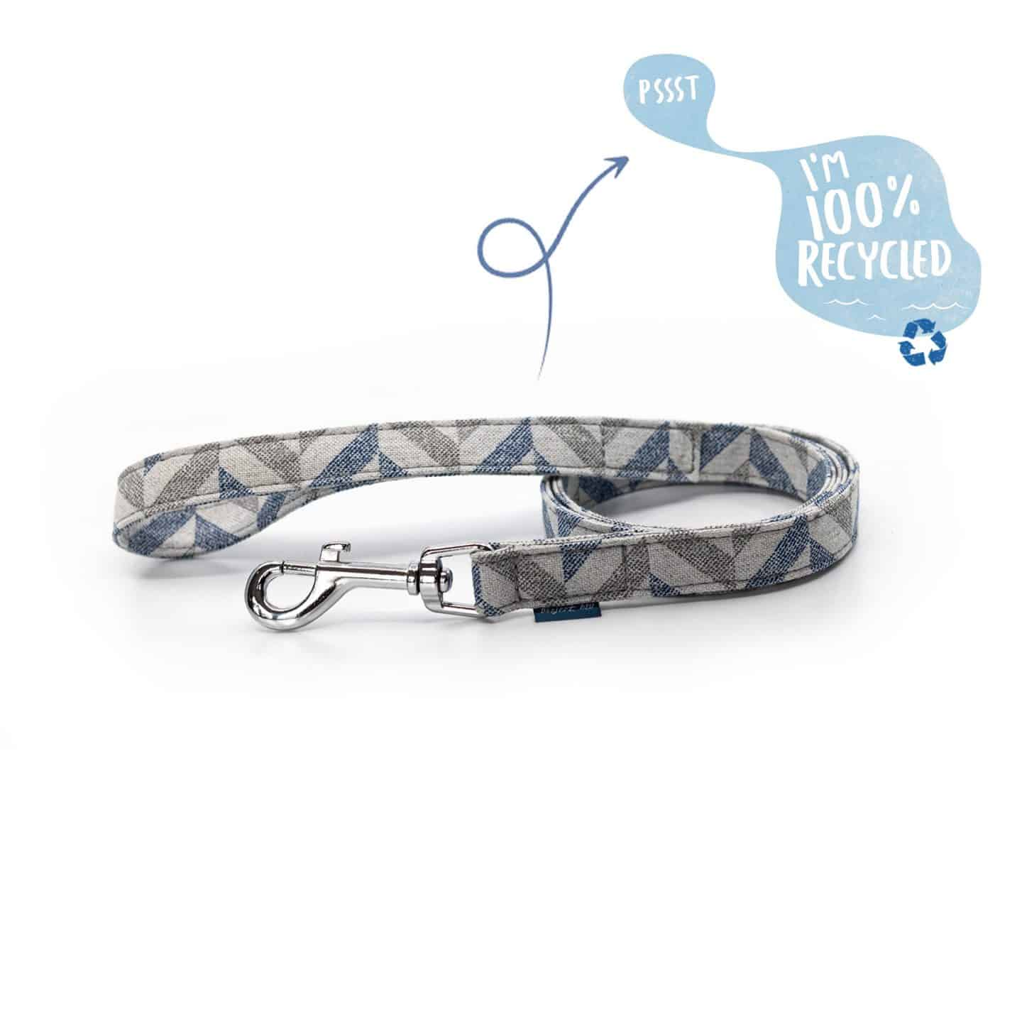 Recycled Dog Leads from Project Blu
