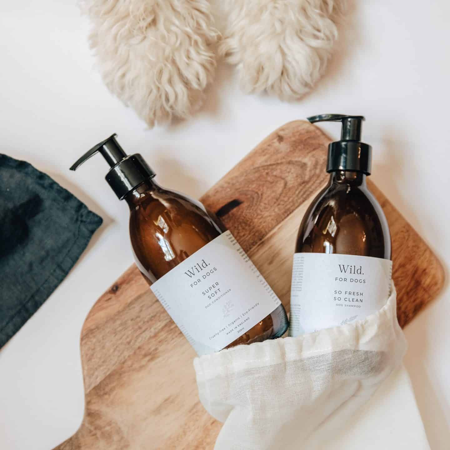 Eco-friendly and Organic Dog Grooming By Wild For Dogs