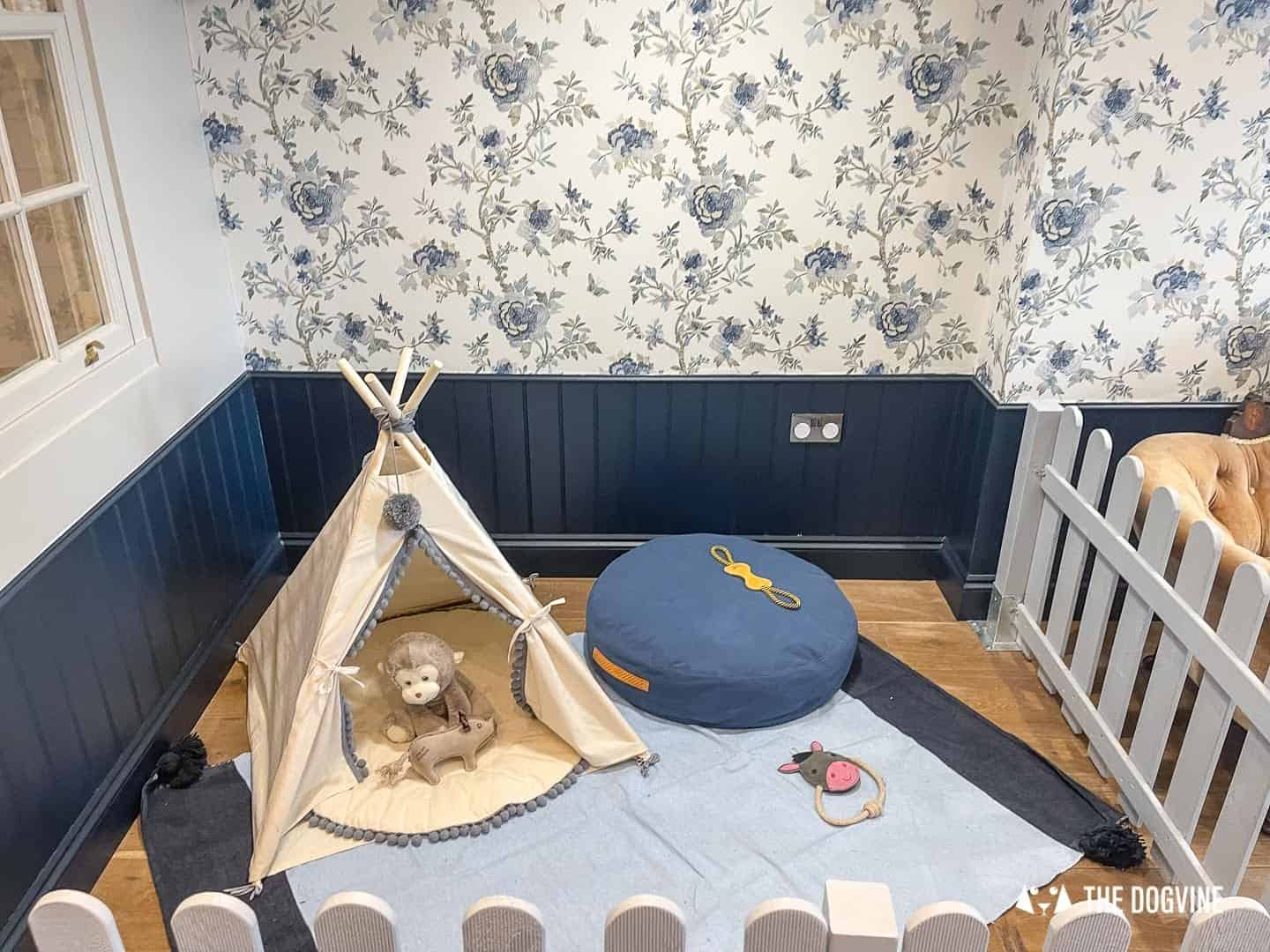 The daycare and creche at the Townhouse