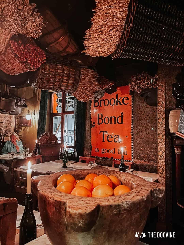 Could Maggie Jones's be Kensington's most charming restaurant?